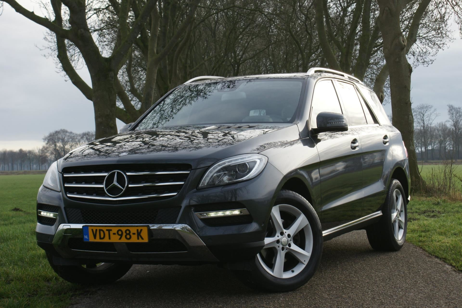 Mercedes-Benz ML 350 BLUETEC 4MATIC occasion - Autobedrijf Tromp v.o.f.