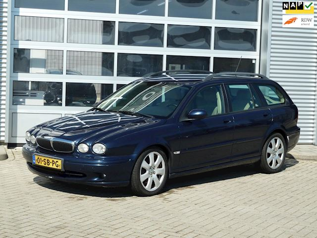 Jaguar X-type Estate 2.2 D iDition bj.2005 Apk. 4-2021 | Navi | 6 Vers.