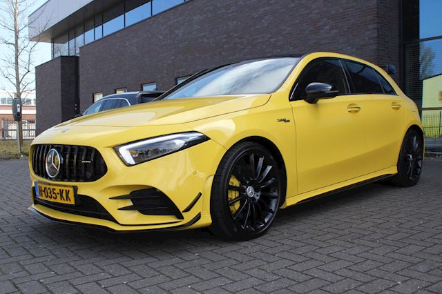 Mercedes-Benz A-klasse A35 AMG 4MATIC Edition 1