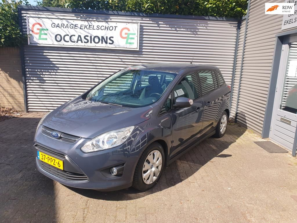 Ford Grand C-Max occasion - Garage Ekelschot BV