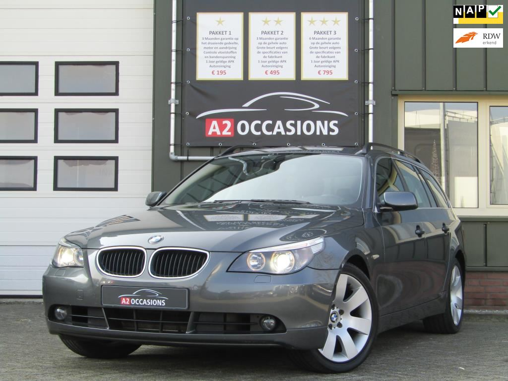 BMW 5-serie Touring occasion - A2 Occasions