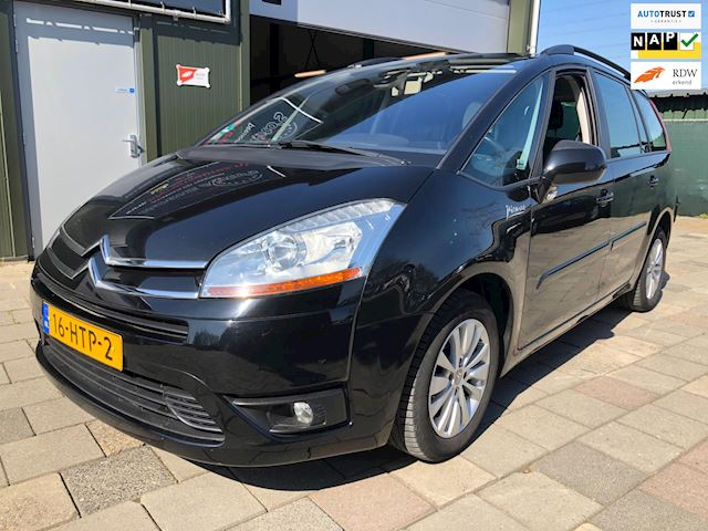 Citroen Grand C4 Picasso 1.6 THP Ambiance EB6V 7p. Automaat Navi Cruise Clima Topstaat