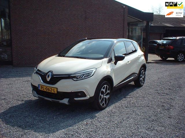 Renault Captur 0.9 TCe Intens navigatie cruise led keyless camera nl auto