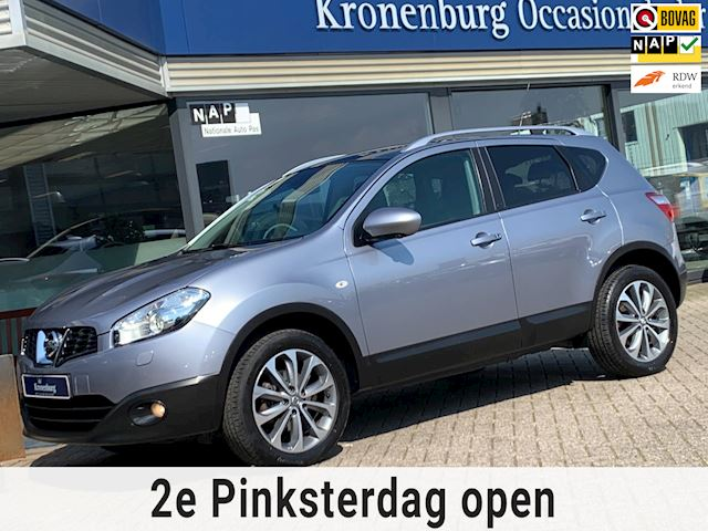 Nissan Qashqai 2.0 4WD AUTOMAAT (FULL-OPTION!! LEDER NAVI PANORAMA CLIMATE CRUISE)