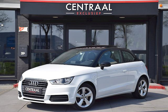 Audi A1 occasion - Centraal Exclusief B.V.