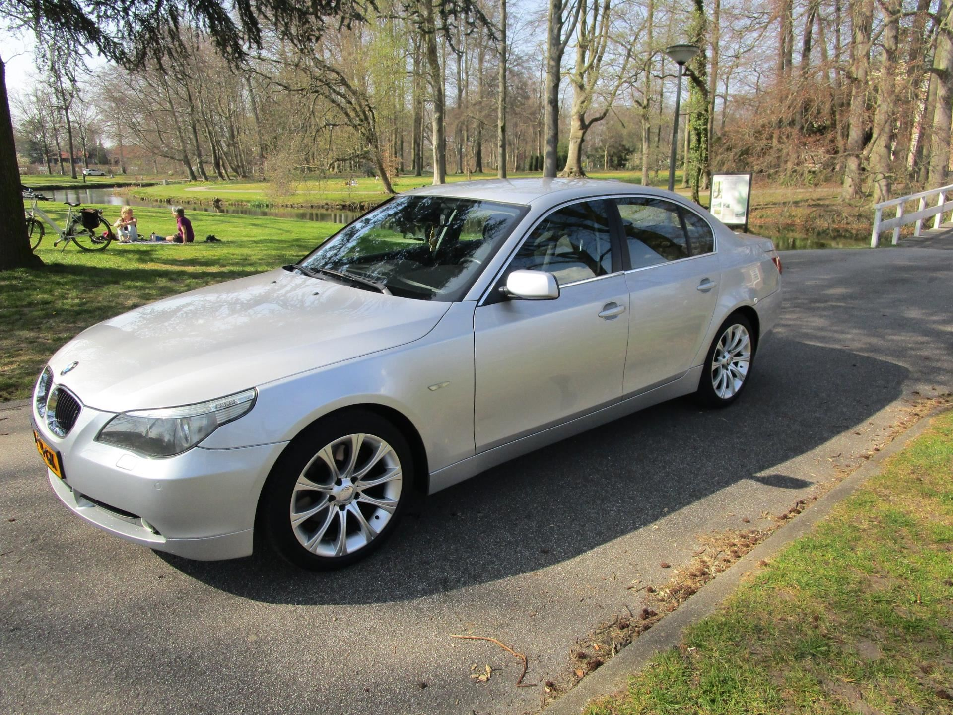 BMW 5-serie occasion - Auto Tewes
