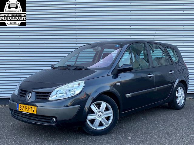 Renault Grand Scénic 2.0-16V Privilège Comfort // 7 persoons / Automaat / Airco / Cruise control //