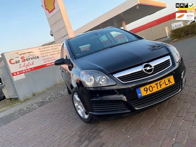 Opel Zafira 1.9 CDTi Executive 7per