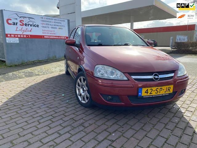 Opel Corsa occasion - Car Service Lelystad