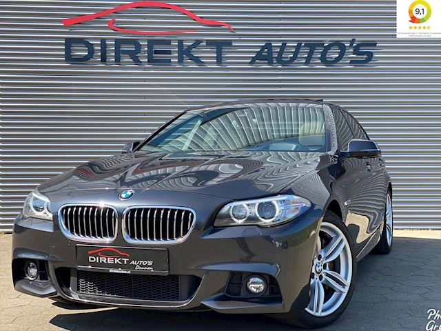 BMW 5-serie 530xd M Sport Edition High Executive /SCHUIDAK/HUD/VOLL!!