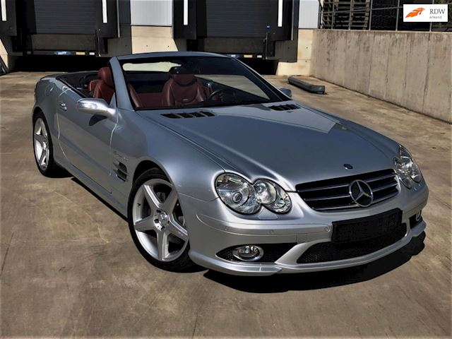Mercedes-Benz SL-klasse 500 (€39.140 Incl. BTW)