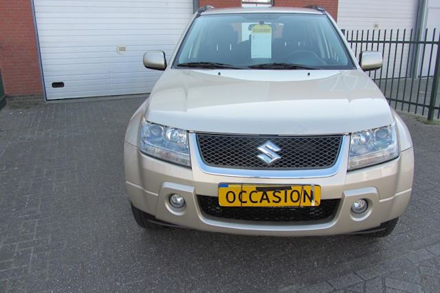 Suzuki Grand Vitara 2.0-16V Exclusive