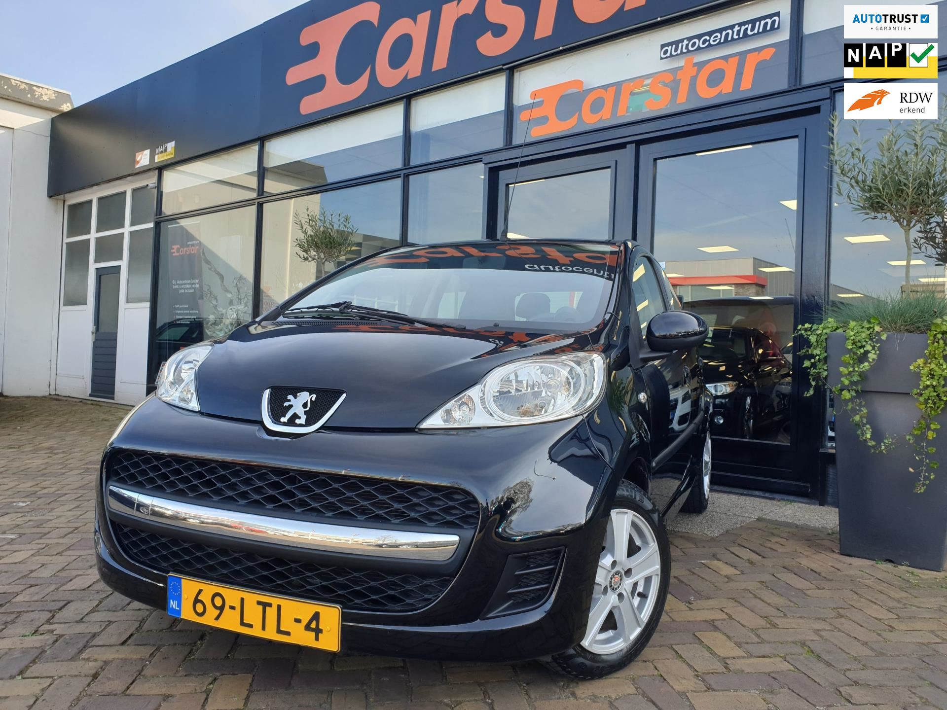 Peugeot 107 occasion - Carstar