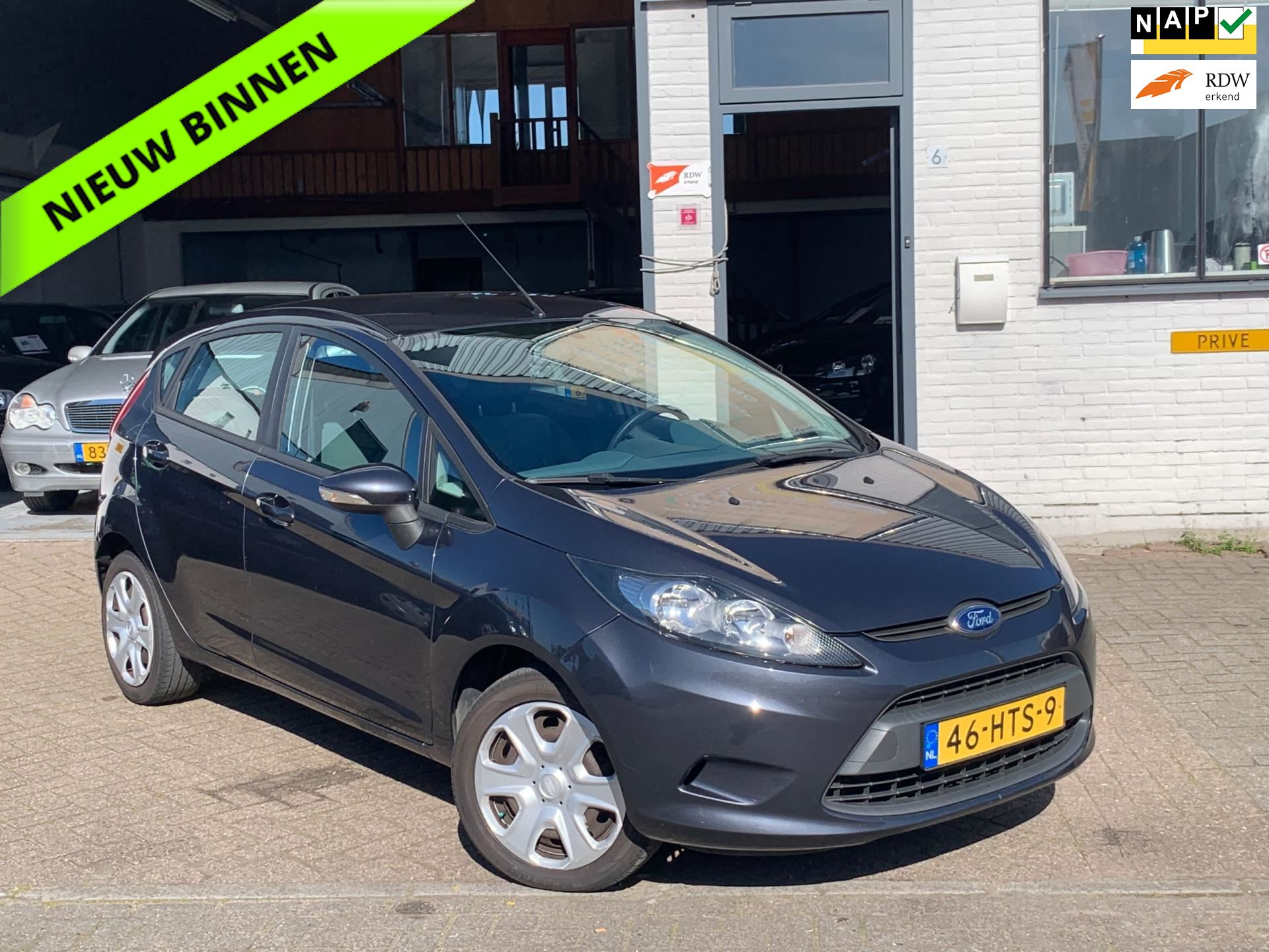 Ford Fiesta occasion - Adequaat Auto's V.O.F.