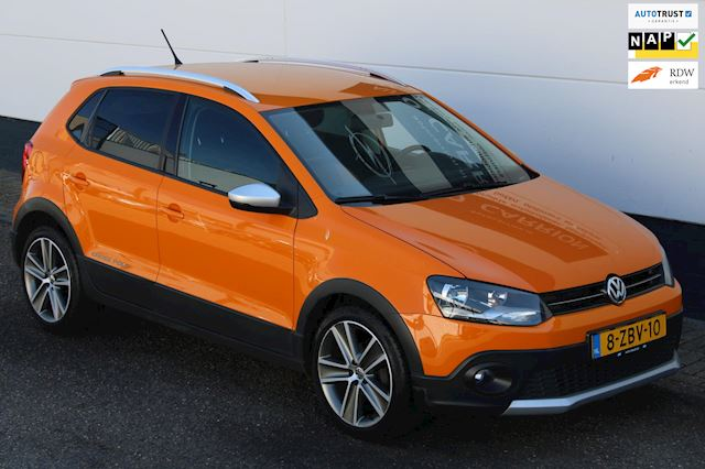 Volkswagen Polo 1.2 TSI 105PK Cross Airco Cruise Trekhaak !!
