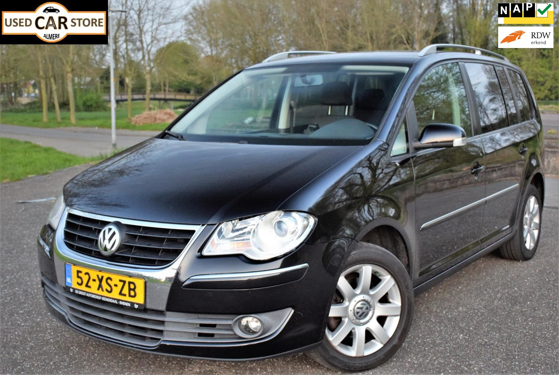 Volkswagen Touran occasion - Used Car Store Almere