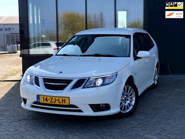 Saab 9-3 Sport Estate 1.8t Vector *Xenon*Leder*LED*Uniek*
