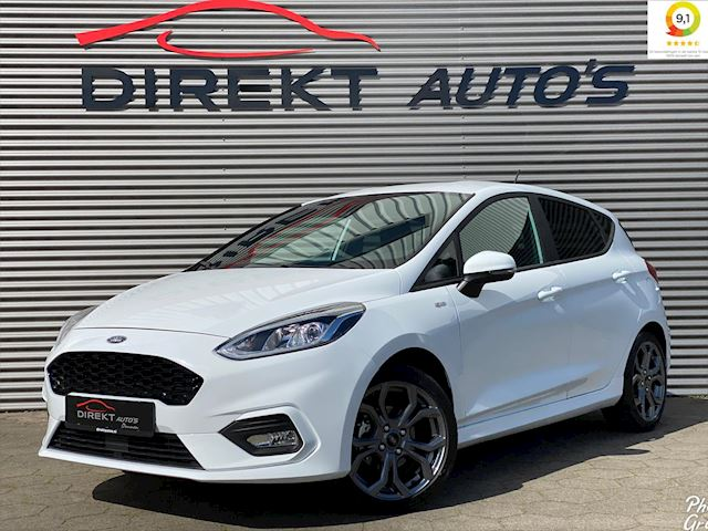 Ford Fiesta 1.0 EcoBoost ST-Line /NAVI/APPLE CARPLAY/GARANTIE TOT 5-2023