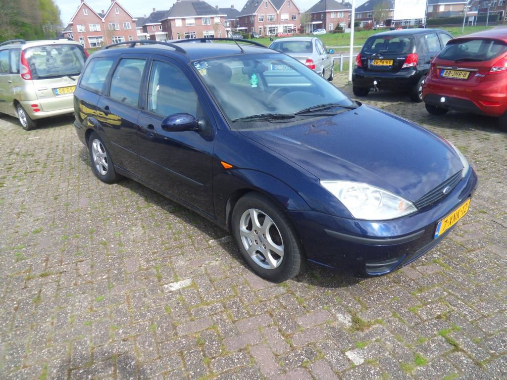 Ford Focus Wagon occasion - Luttmer Autoservice