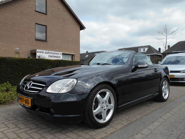 Mercedes-Benz SLK-klasse 320 V6 AUT. AMG-PAKKET/DESIGNO-PAKKET/BOSE/XENON/STOELVERWARMING