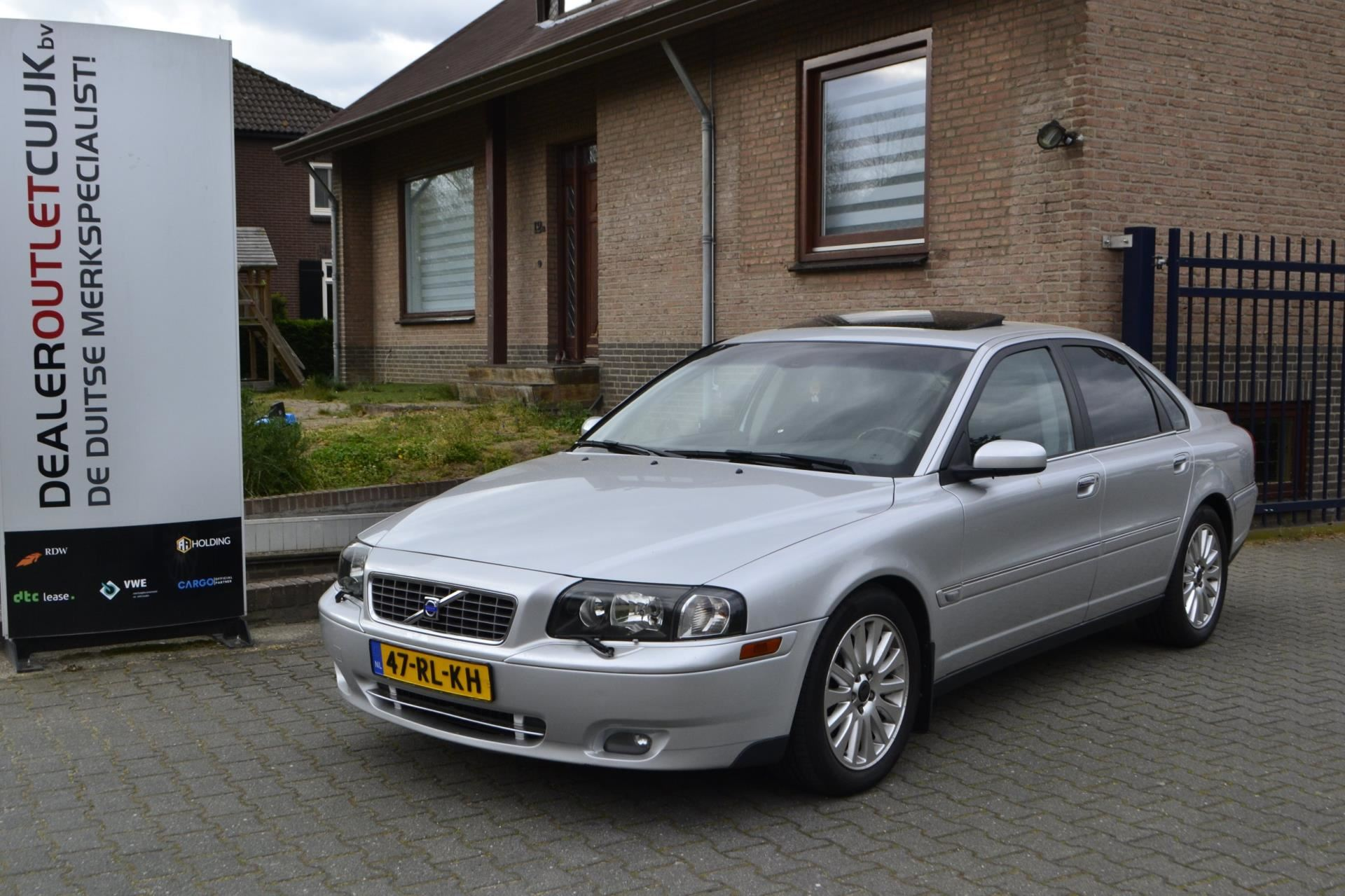 Volvo S80 occasion - Dealer Outlet Cuijk b.v.