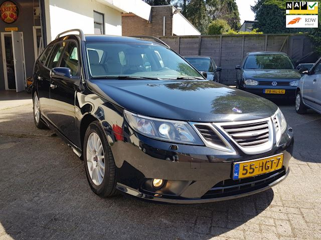 Saab 9-3 Sport Estate 1.8t Linear 1e eig.