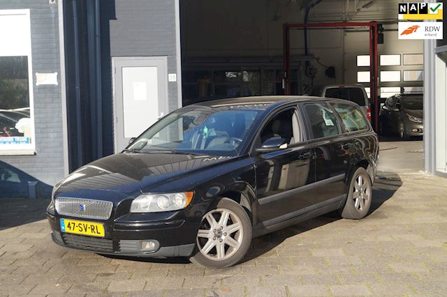 Volvo V50 1.6D Edition I / Airco / PDC / Cruise