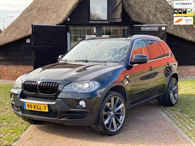 BMW X5 3.0sd 3.0 SD in nette staat!