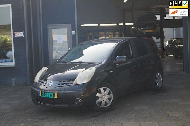 Nissan Note 1.5 dCi Tekna / Clima