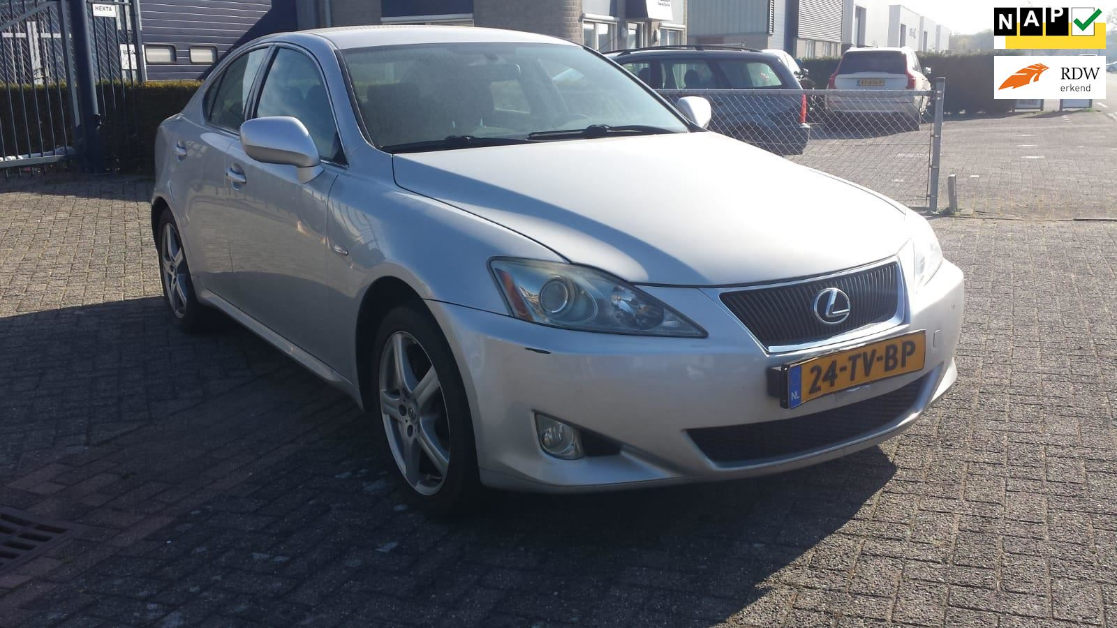 Lexus IS occasion - LuCars