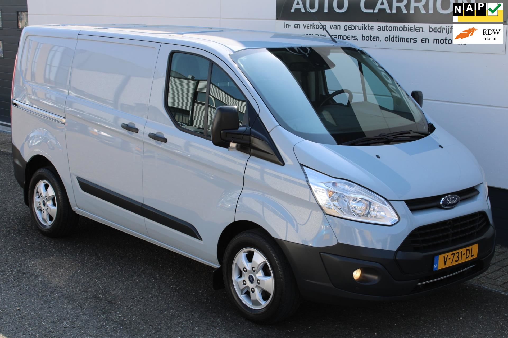 Ford Transit Custom occasion - CARRION