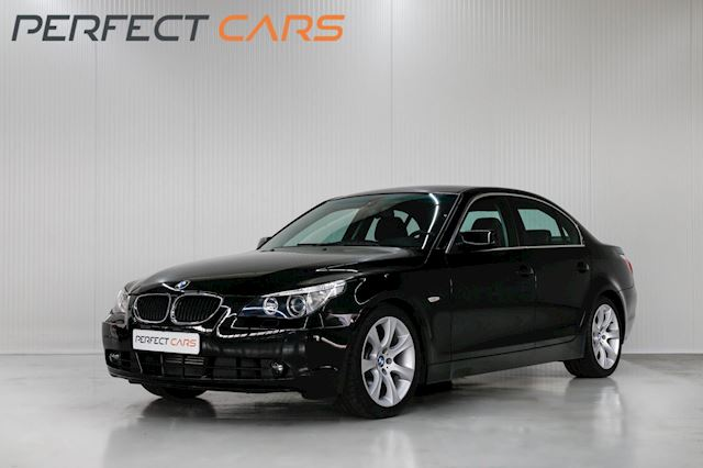BMW 5-serie occasion - Perfect Cars