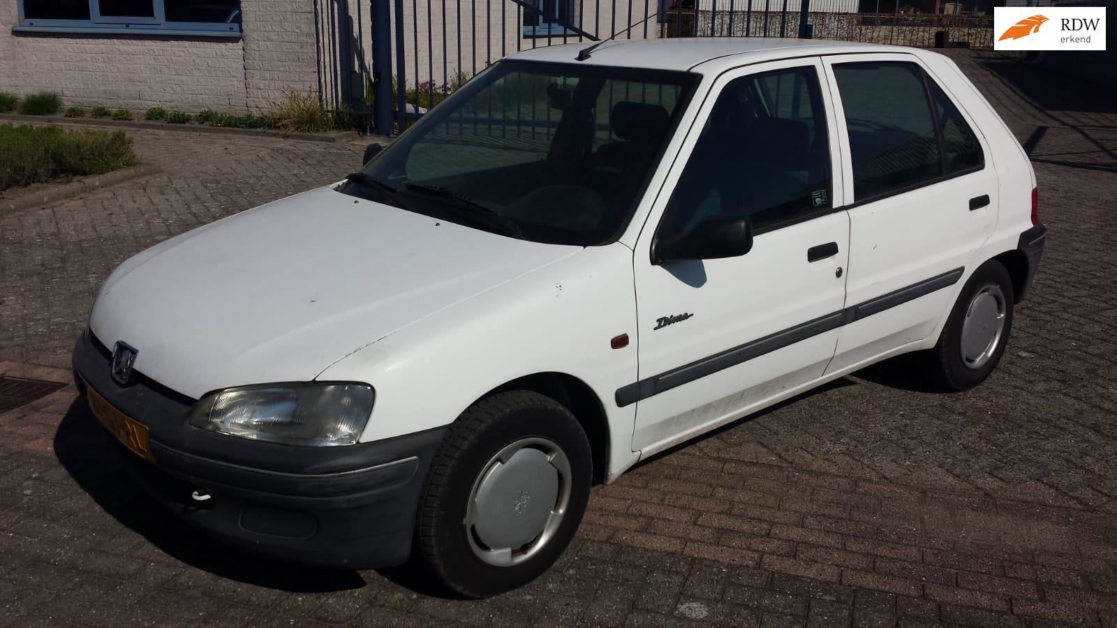 Peugeot 106 occasion - LuCars