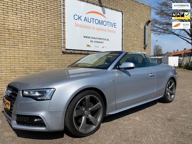 Audi A5 Cabriolet occasion - CK Automotive
