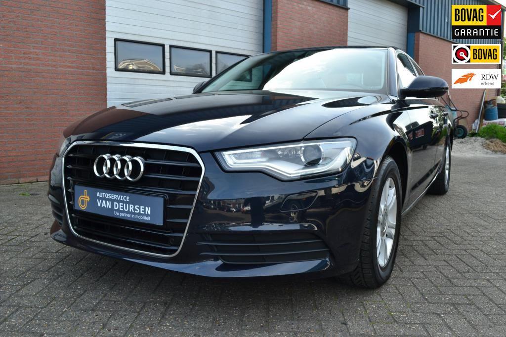 Audi A6 occasion - Autoservice. J. van Deursen