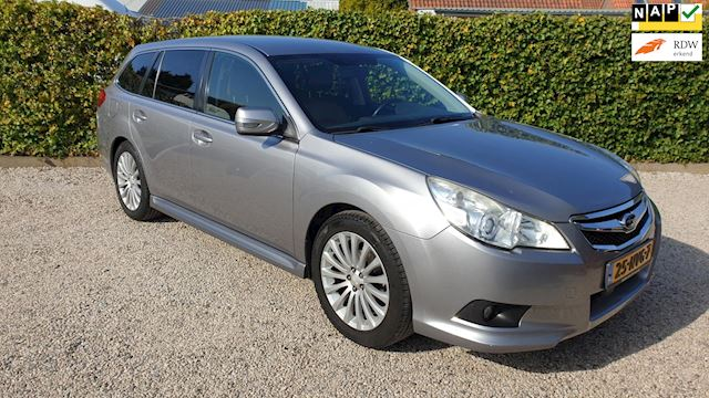 Subaru Legacy Touring Wagon 2.0i Corporate Edition Automaat 4WD