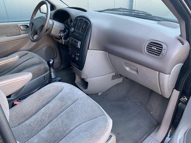 Dodge Ram Van 2.5 CRD High Roof NWE APK. AIRCO, GRIJSKENTEKEN.