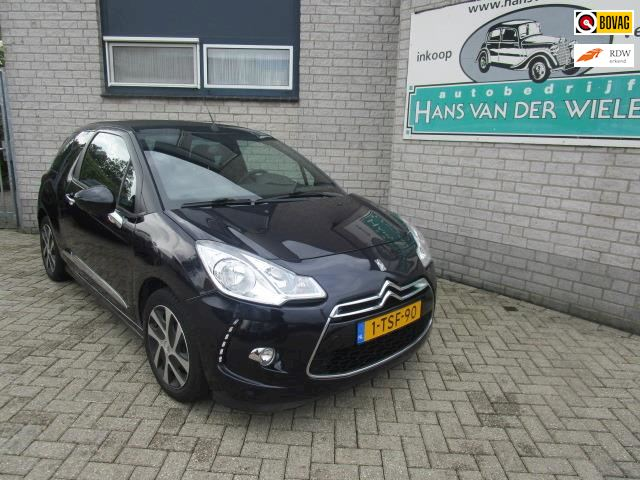 Citroen DS3 Cabrio 1.2 VTi Chic