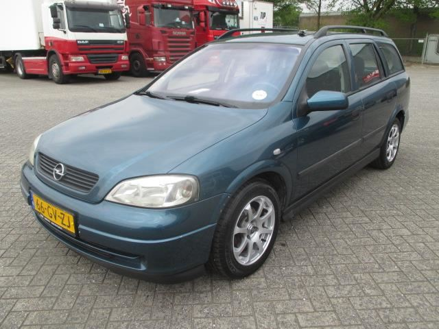Opel Astra Wagon occasion - WSR Transport