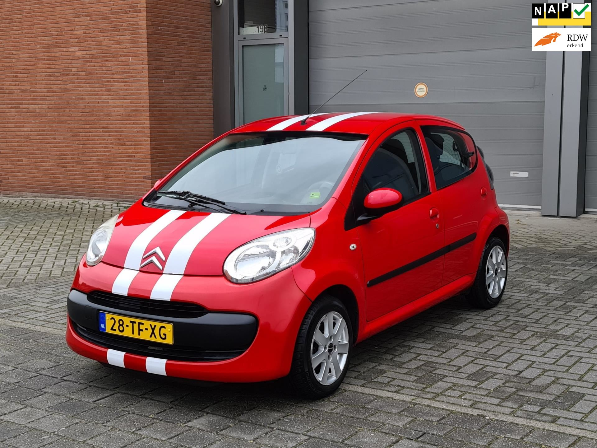Citroen C1 occasion - Staal Cars