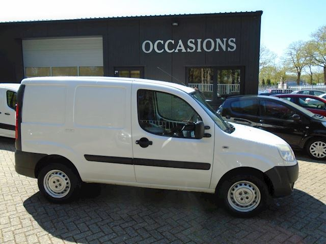 Fiat Dobl Cargo 1.3 MultiJet Basis