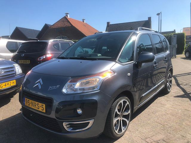 Citroen C3 Picasso 1.6 HDiF Exclusive