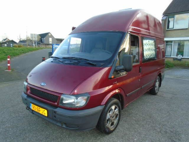 Ford TRANSIT 260S FD VAN 85 LR 4,23 occasion - Autohandel Bamboe