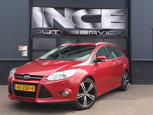 Ford Focus Wagon 1.6 TDCI ECOnetic Lease Titanium FULL OPTI.