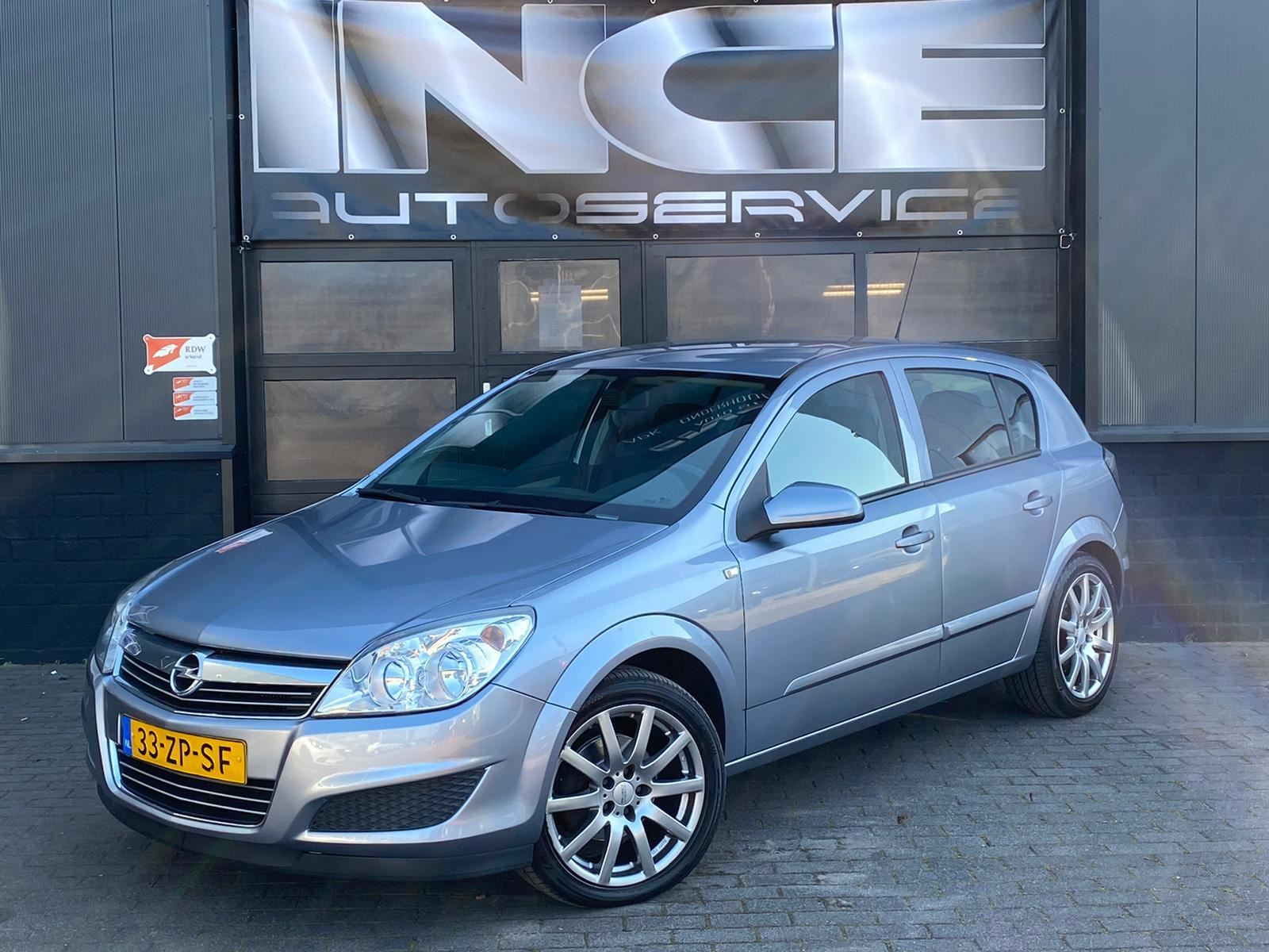Opel Astra occasion - Ince Autoservice