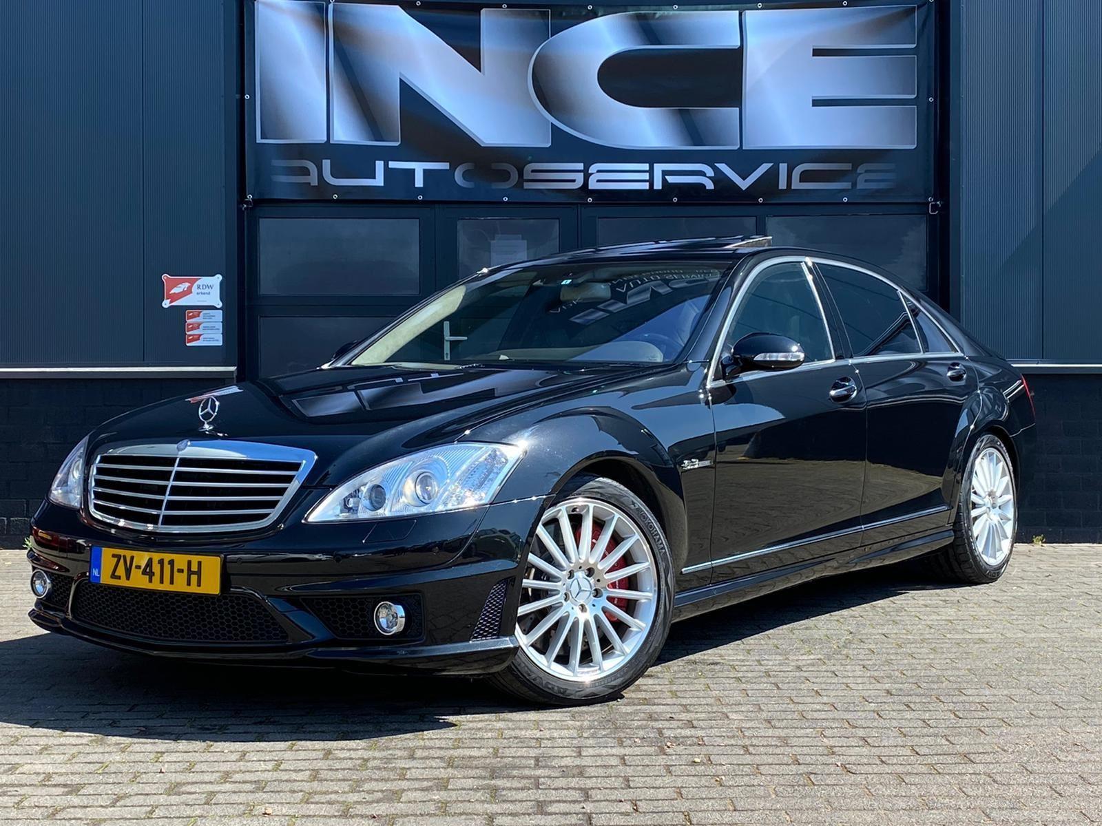 Mercedes-Benz S-klasse occasion - Ince Autoservice