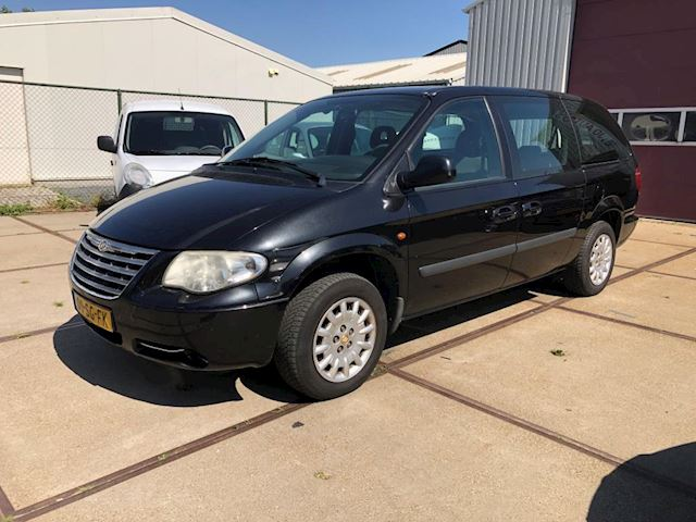 Chrysler Grand Voyager 2.8 CRD SE Luxe airco automaat