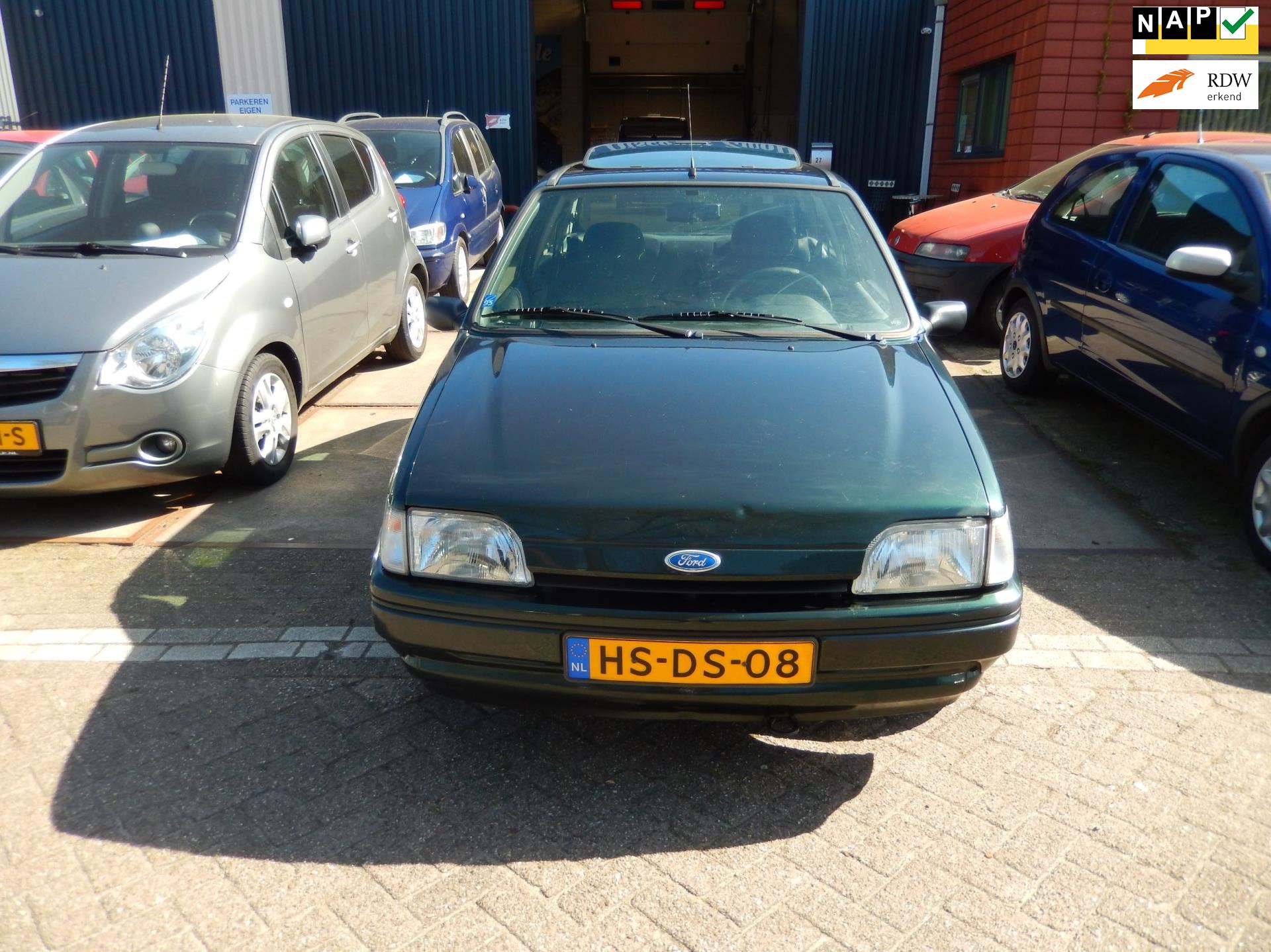 Ford Fiesta occasion - Auto Discount Zwolle