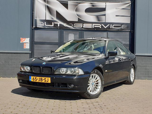 BMW 5-serie occasion - Ince Autoservice