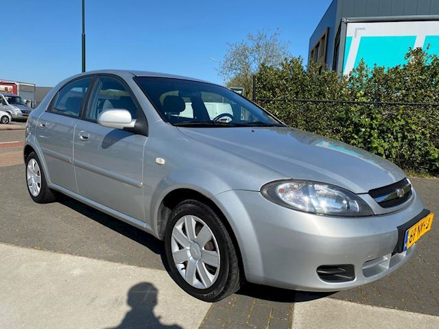 Daewoo Lacetti 1.6-16V Style 5-DRS HB*AIRCO/NAP*
